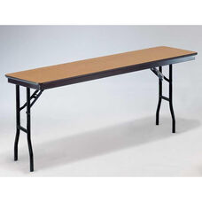EF Series Standard Seminar Plywood Core Folding Table - 18