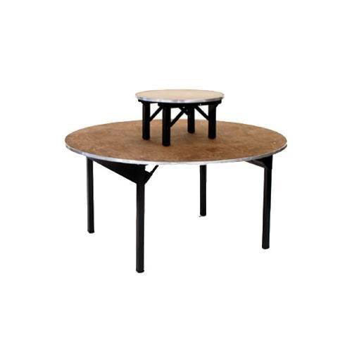 Original Series Round Riser with Plywood Top - 30