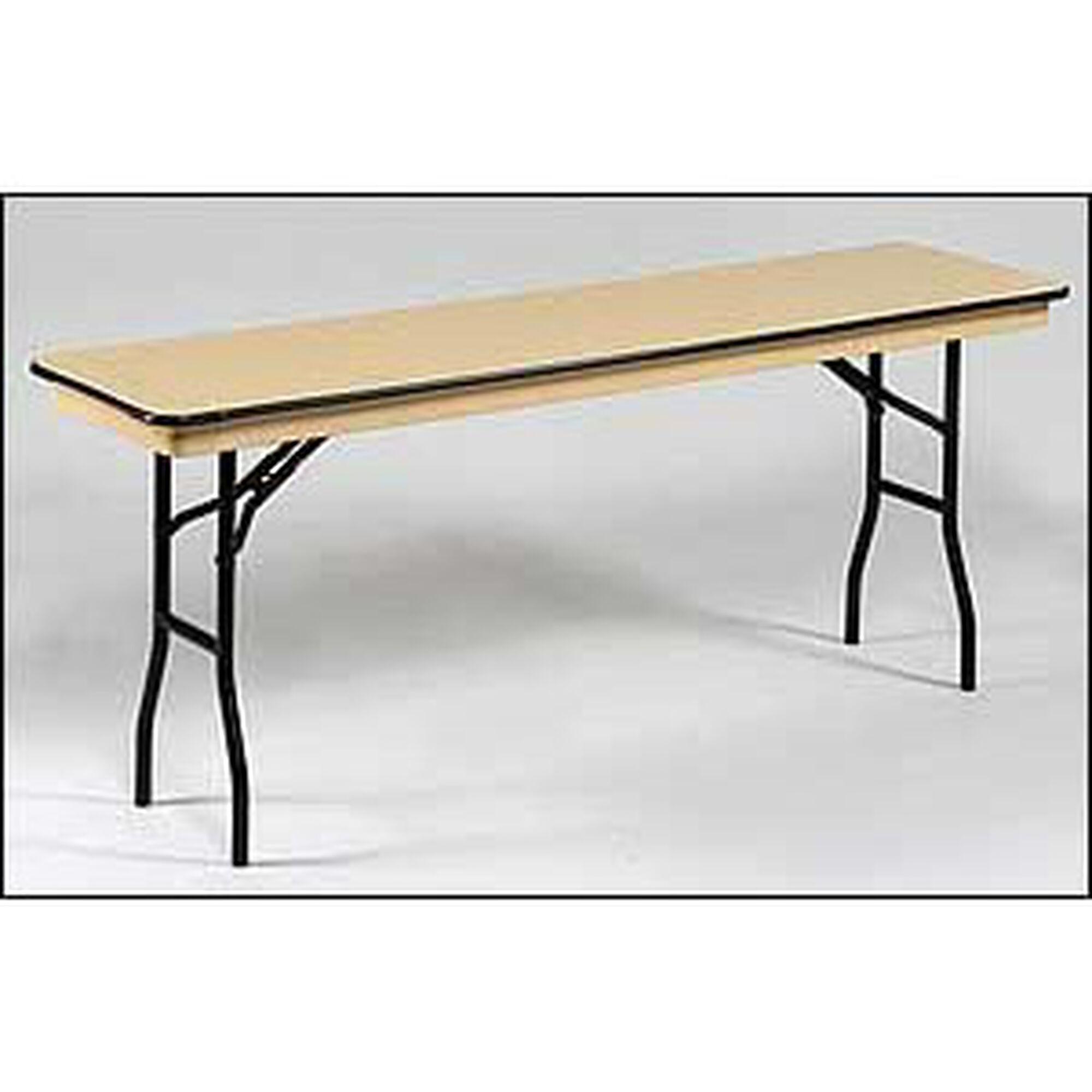 Nlw Plastic Folding Table 618nlw Foldingchairs4less Com