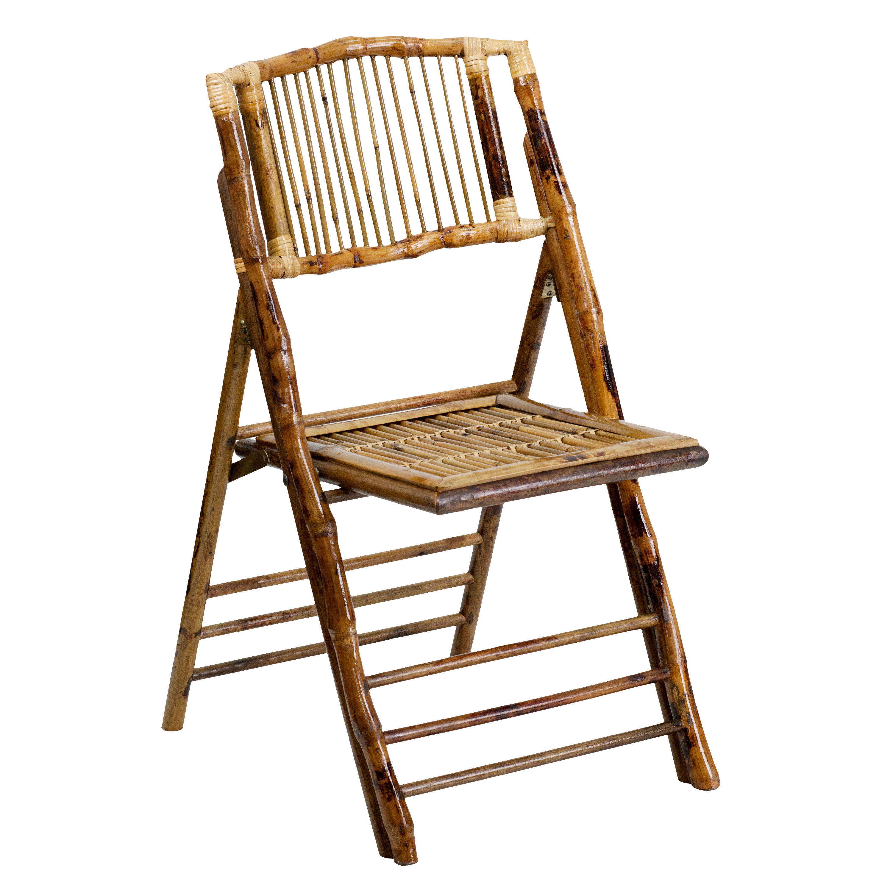 ... Our American Ch&ion Bamboo Folding Chair is on sale now.  sc 1 st  Folding Chairs 4 Less & Bamboo Folding Chair X-62111-BAM-GG | FoldingChairs4Less.com