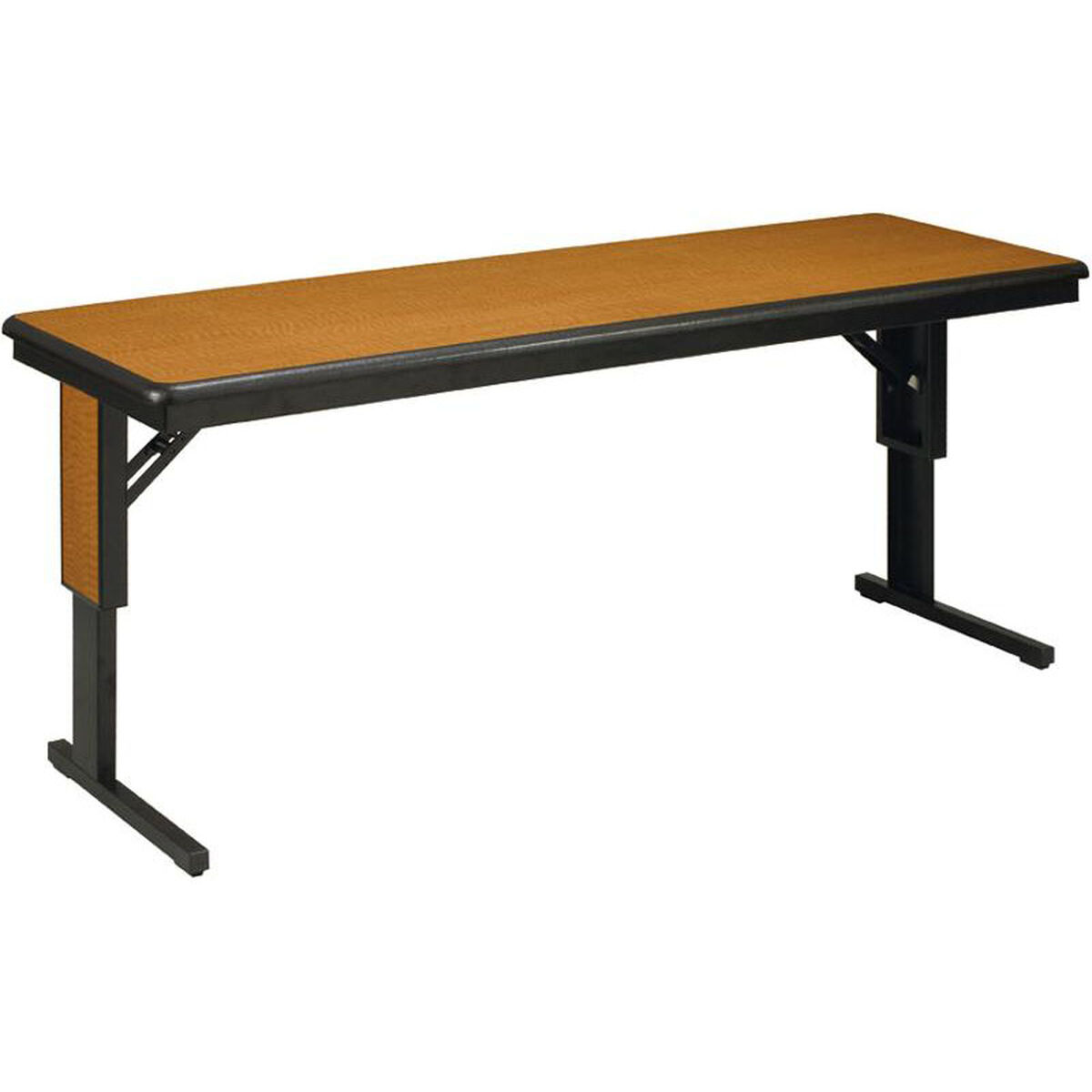 CTLF Series Training Table CTLAF FoldingChairsLesscom - Adjustable training table