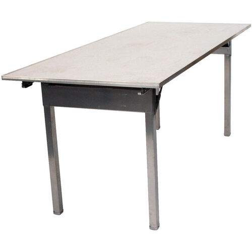 Our Original Series Lightweight Banquet Table with Aluminum Edge and Laminate Top for Heavy-Duty Use - 36