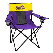 East Carolina University Team Logo Elite Folding Chair