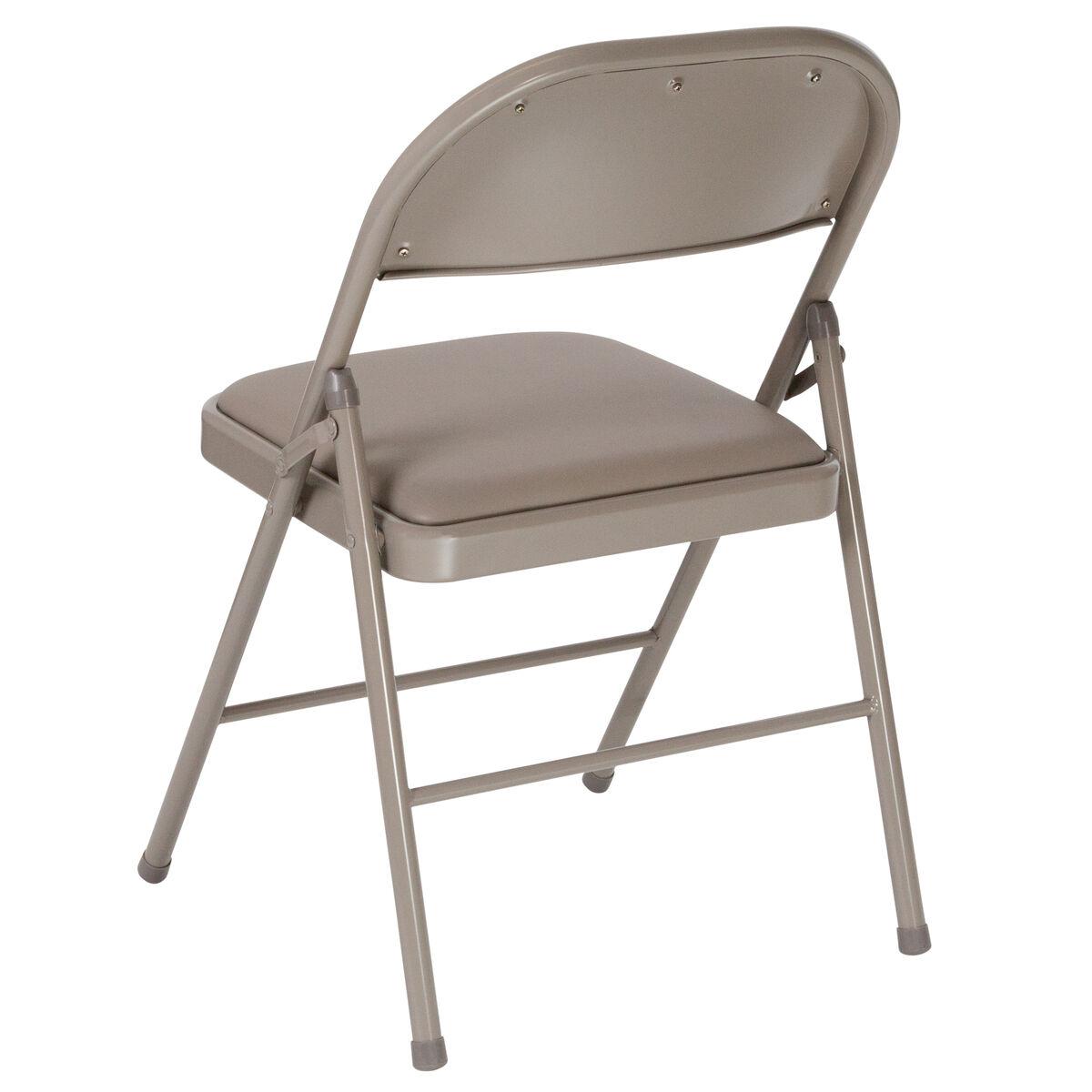 vinyl folding chairs. Vinyl Folding Chairs L