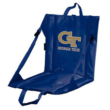 Georgia Tech Team Logo Bi-Fold Stadium Seat