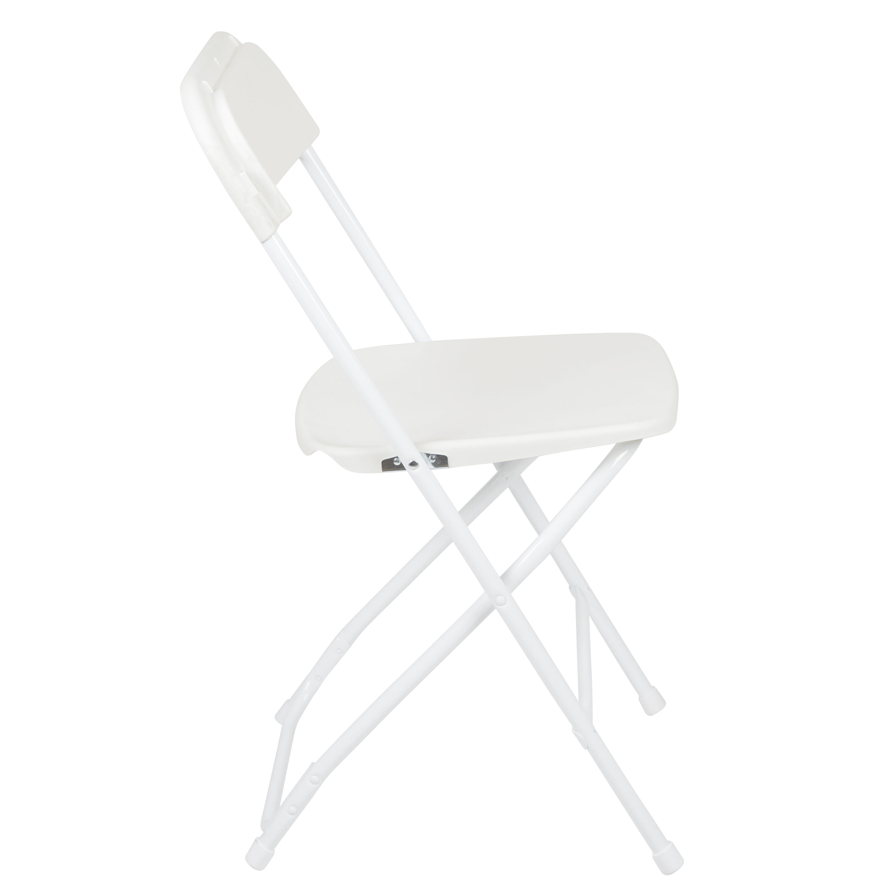 Capacity Premium White Plastic Folding Chair Is On Sale Now ...