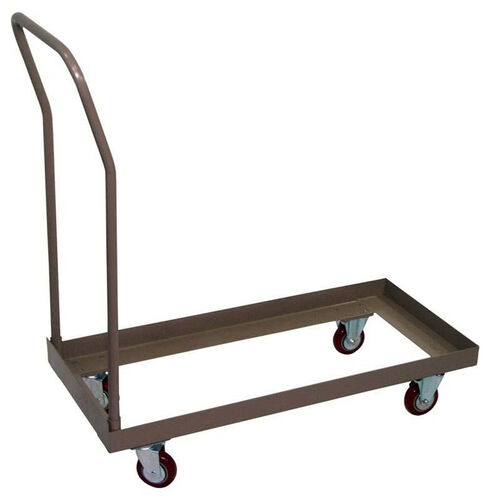 Durable Duty Steel Folding Chair Handy Cart with 5