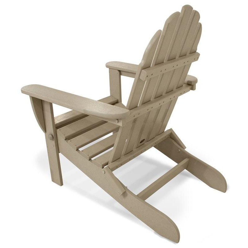 Our POLYWOODu0026reg; Classic Folding Adirondack   Sand Is On Sale ...