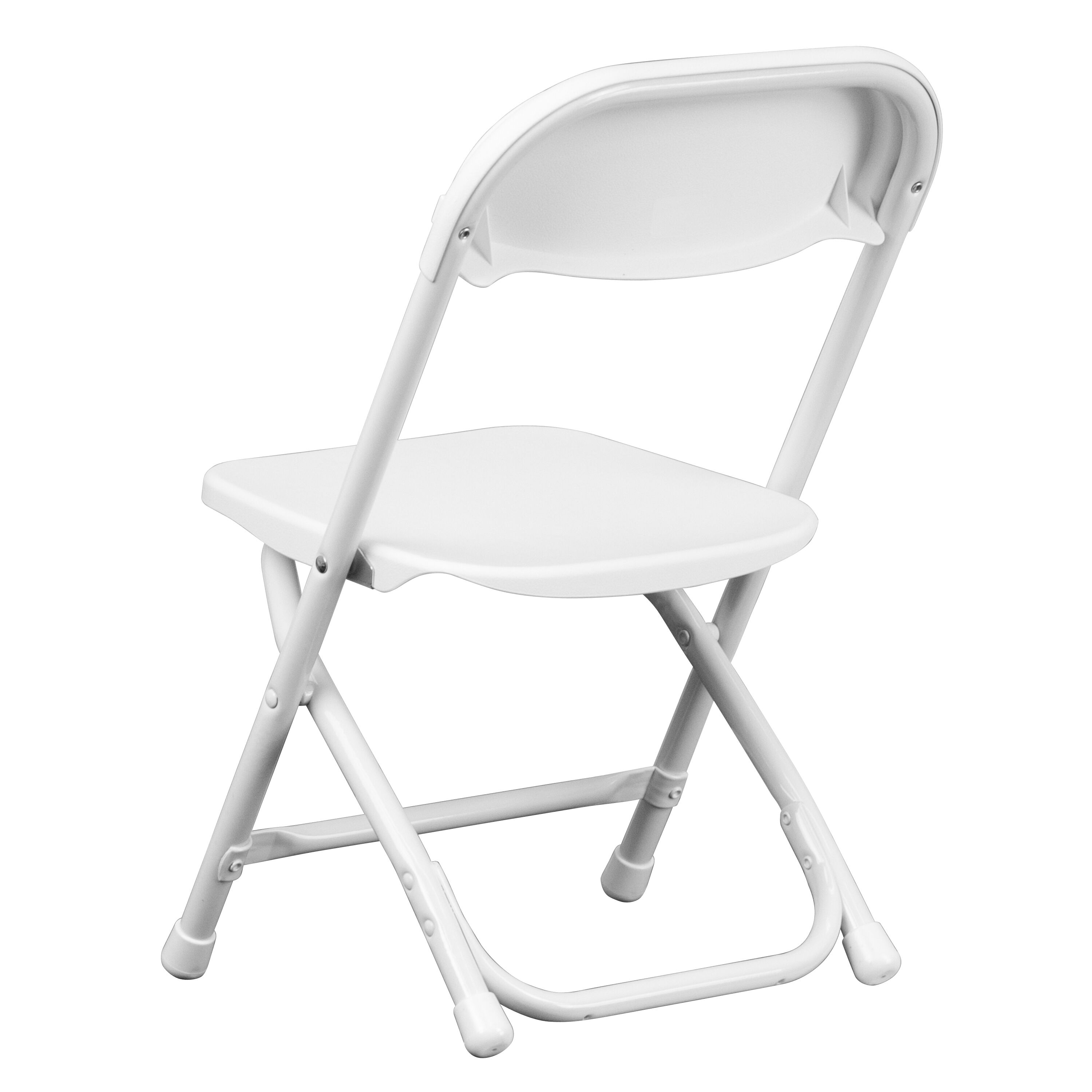 Merveilleux Our Kids White Plastic Folding Chair Is On Sale Now.