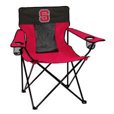 North Carolina State University Team Logo Elite Folding Chair