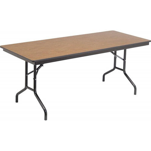 Laminate Top and Plywood Core Folding Seminar Table - 36