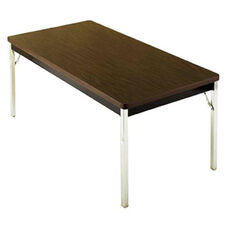 Customizable Multi Purpose Regency Table with Chrome Legs - 36