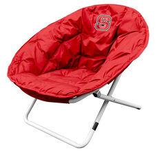 North Carolina State University Team Logo Folding Sphere Chair