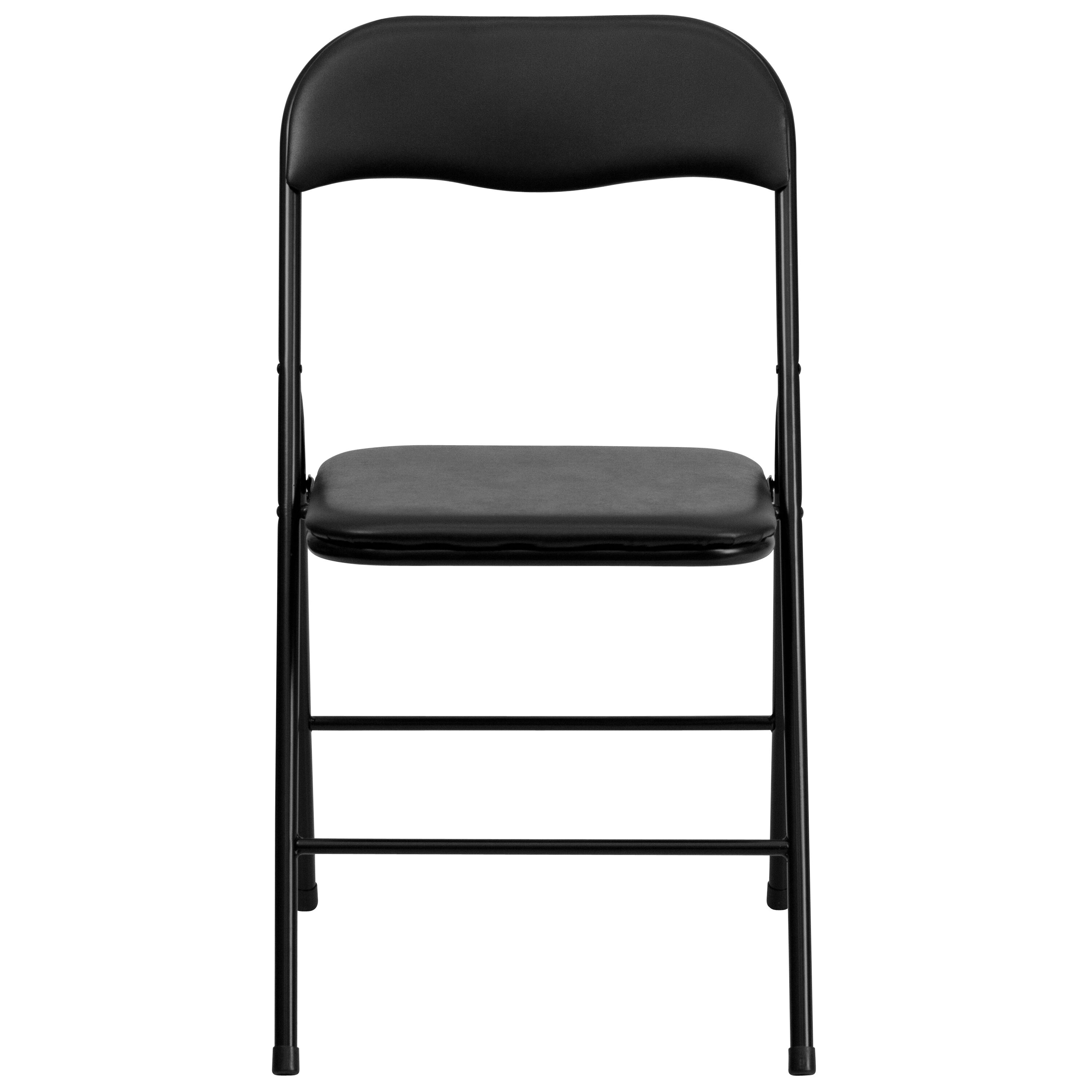 Marvelous Our 5 Piece Black Folding Card Table And Chair Set Is On Sale Now.