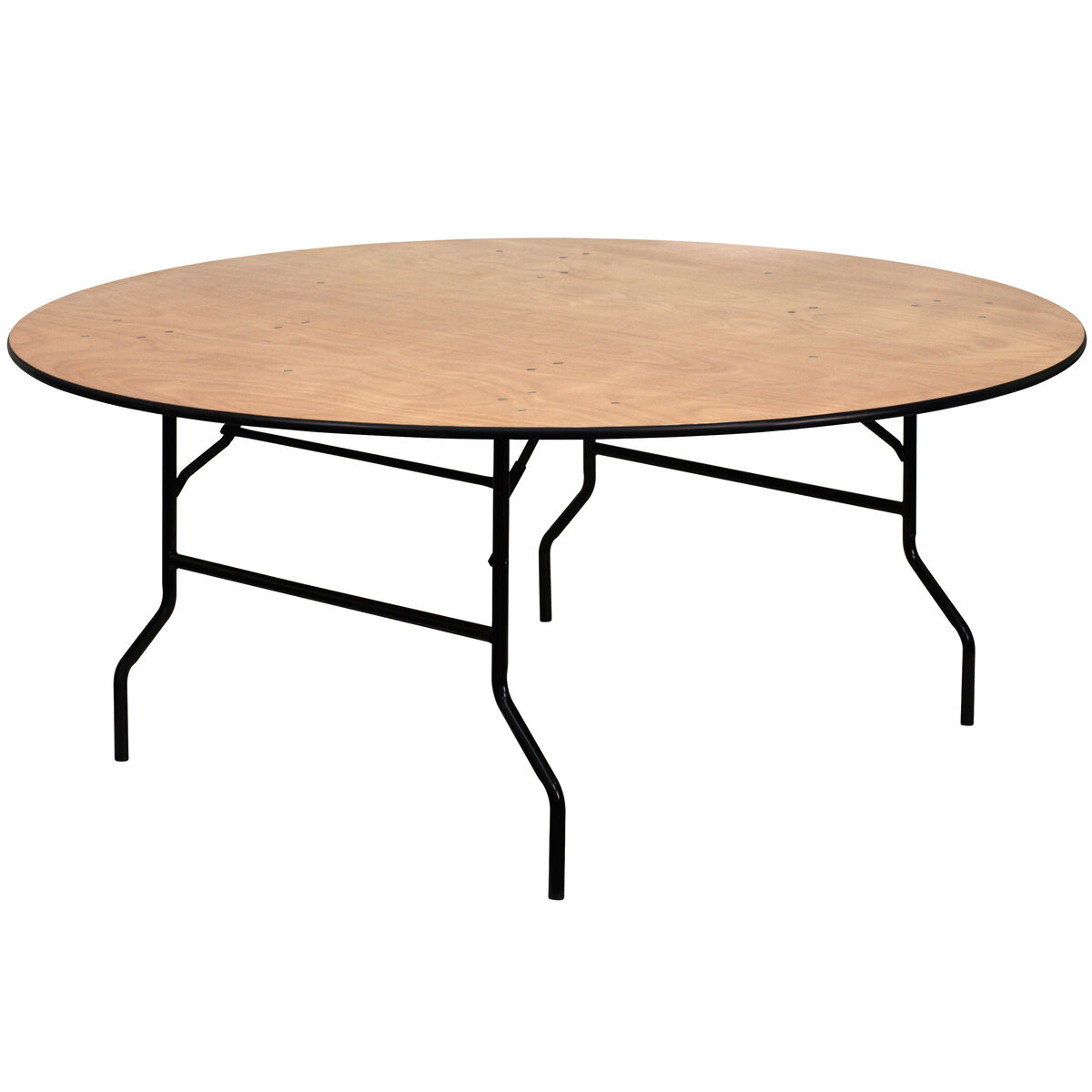 Round Table Seating Capacity 72rnd Wood Fold Table Yt Wrft72 Tbl Gg