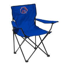 Boise State University Team Logo Folding Quad Chair