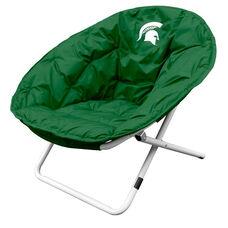 Michigan State University Team Logo Folding Sphere Chair