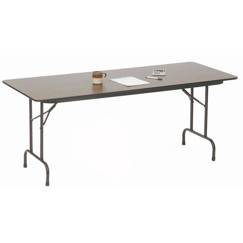 Our Standard Fixed Height Solid Plywood Core Rectangular Folding Table - 30
