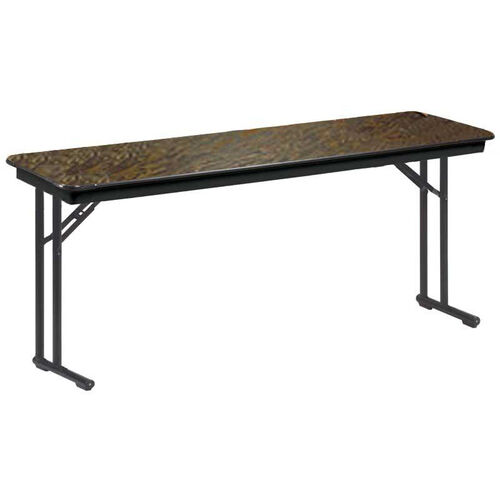 Our E Series Comfort Leg Seminar Plywood Core Folding Table - 18