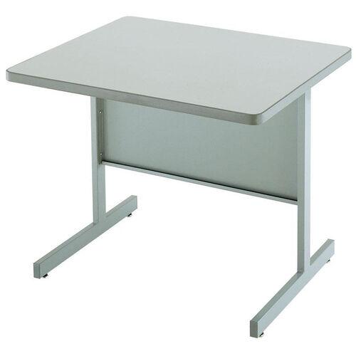 Our Customizable Series 4000 Single Bar Leg Workstation - 30