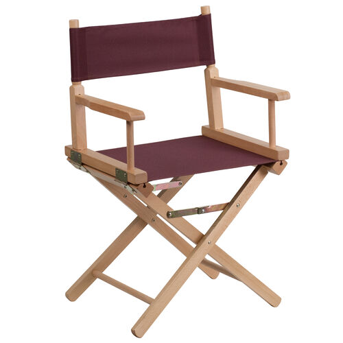 Our Standard Height Directors Chair is on sale now.