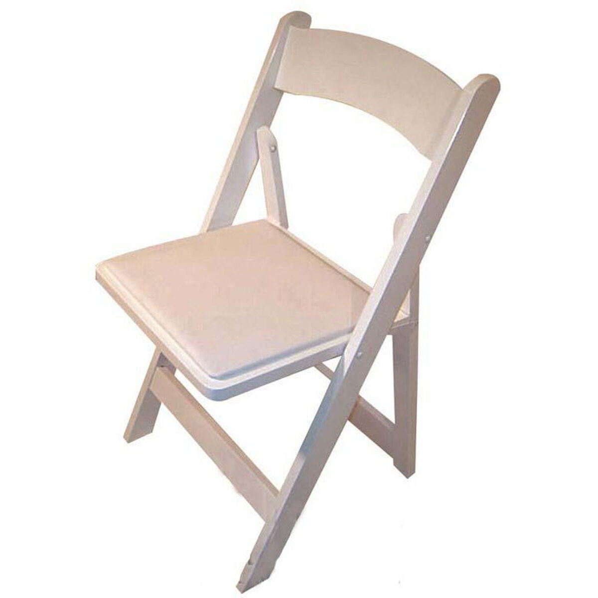 white wood folding chair 111001. Black Bedroom Furniture Sets. Home Design Ideas