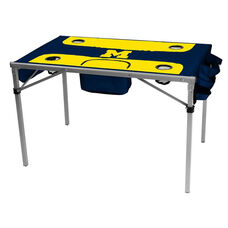 University of Michigan Team Logo Total Tailgate Table