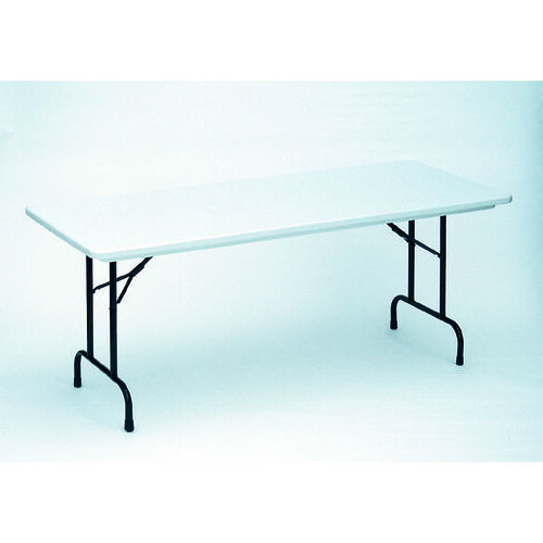 Our RX-Series Blow-Molded Tamper Resistant Rectangular Folding Table - 30