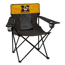 University of Missouri Team Logo Elite Folding Chair