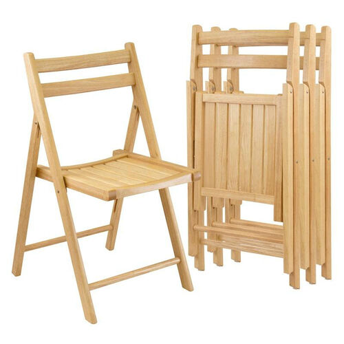 Our Folding Chairs-Set of 4 is on sale now.