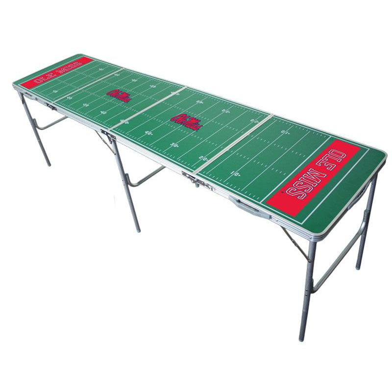 ... Our Ole Miss Rebels 2u0027x8u0027 Tailgate Table Is On Sale Now.