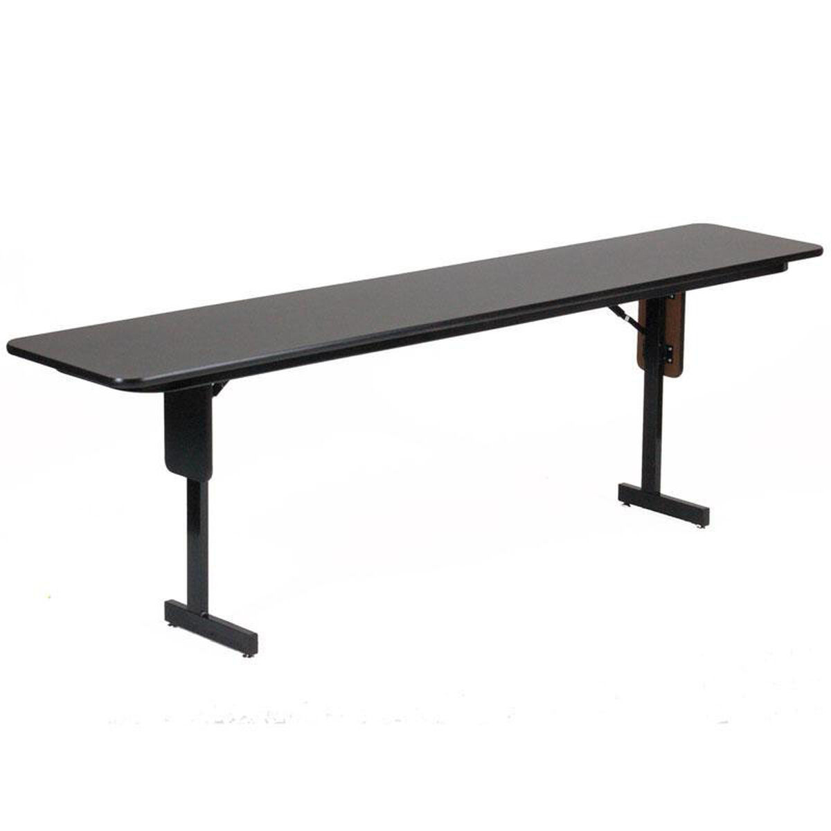 Rectangular Folding Training Table SPAPX FoldingChairsLesscom - Adjustable height training table