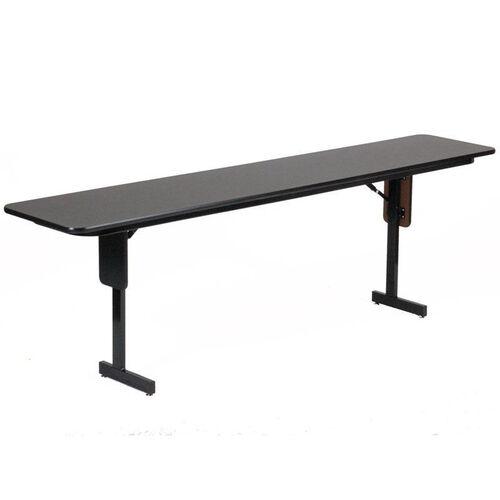 Our Folding Adjustable Height Panel Leg Rectangular Seminar and Training Table - 18