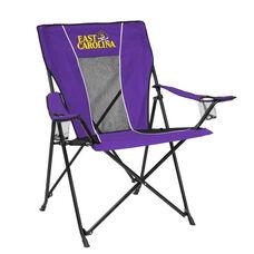 East Carolina University Team Logo Game Time Folding Chair
