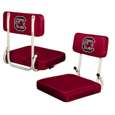 University of South Carolina Team Logo Hard Back Stadium Seat