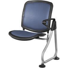 Ready Link Row Add-On Chair - Blue
