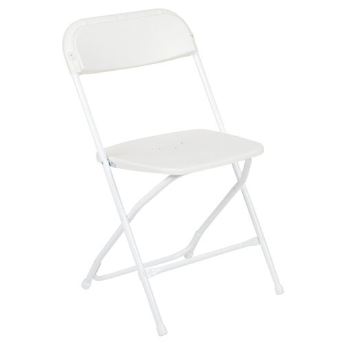 HERCULES Series 650 lb. Capacity Premium Plastic Folding Chair