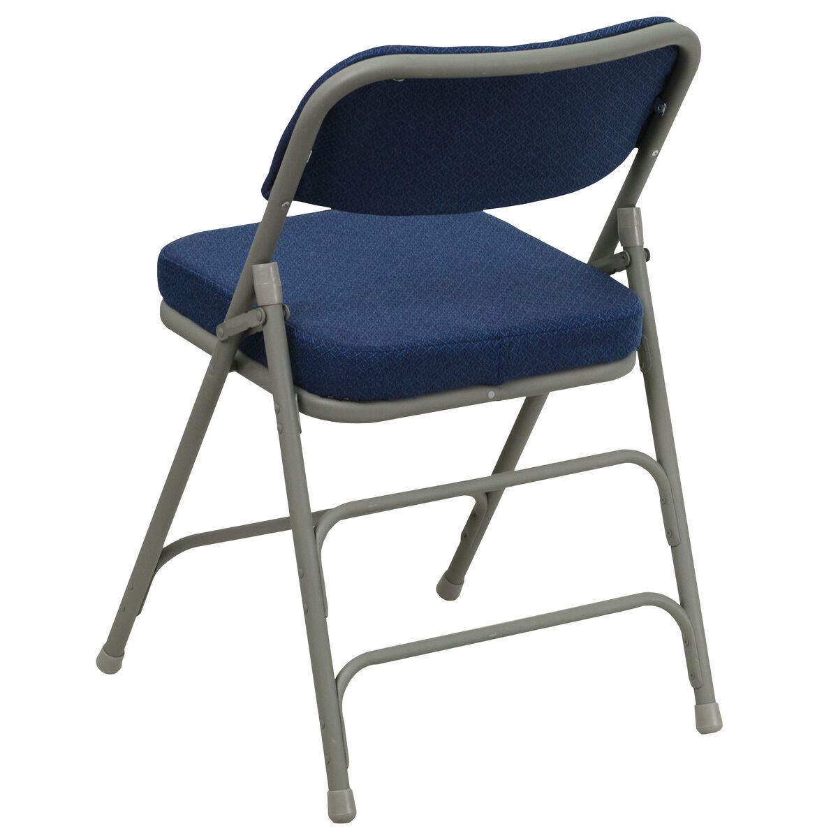 Navy Fabric Folding Chair Ha Mc320af Nvy Gg