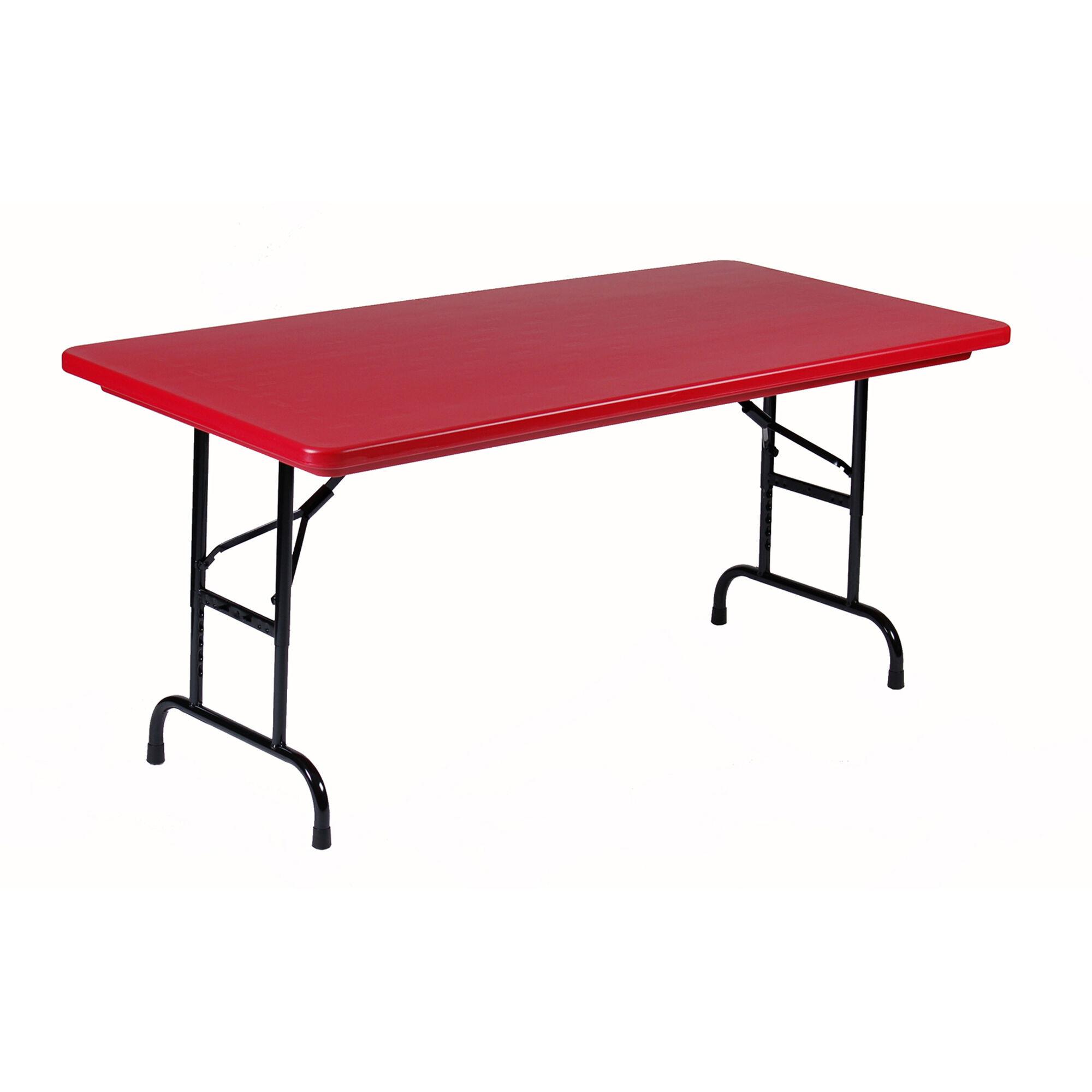 Rectangular Plastic Folding Table Ra3060