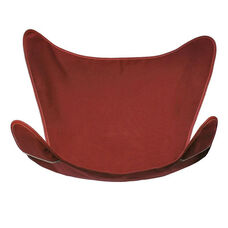 Butterfly Chair Replacement Cover - Burgundy