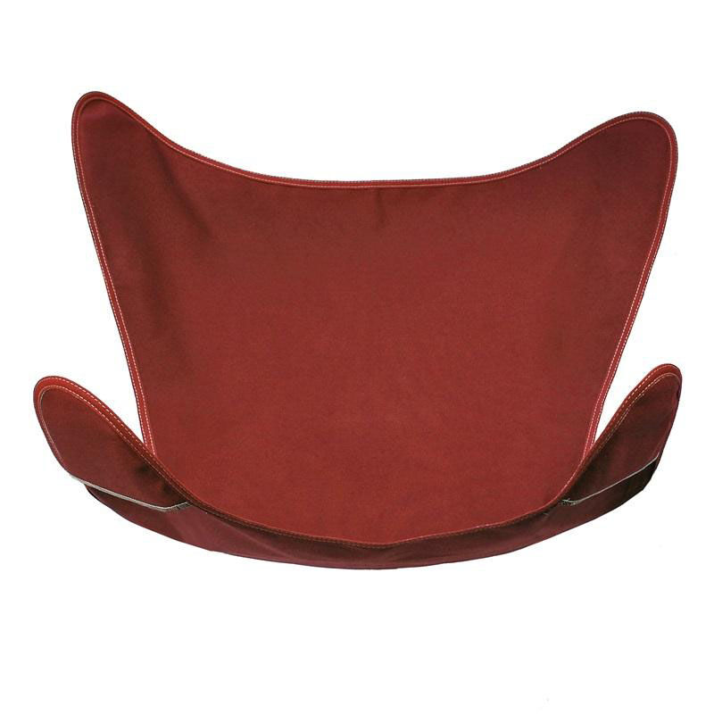 Butterfly Chair Replacement Cover   Burgundy