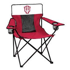 Indiana University Team Logo Elite Folding Chair