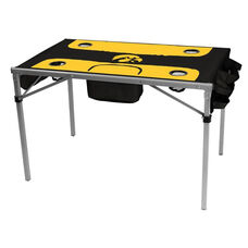 University of Iowa Team Logo Total Tailgate Table