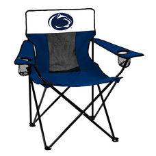 Penn State University Team Logo Elite Folding Chair