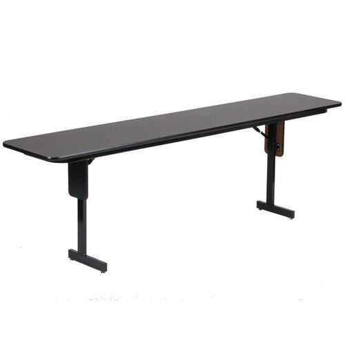 Our Folding Fixed Height Panel Leg Rectangular Seminar and Training Table - 18