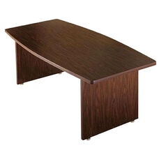 Customizable Boat Shaped American Conference Table - 38-48