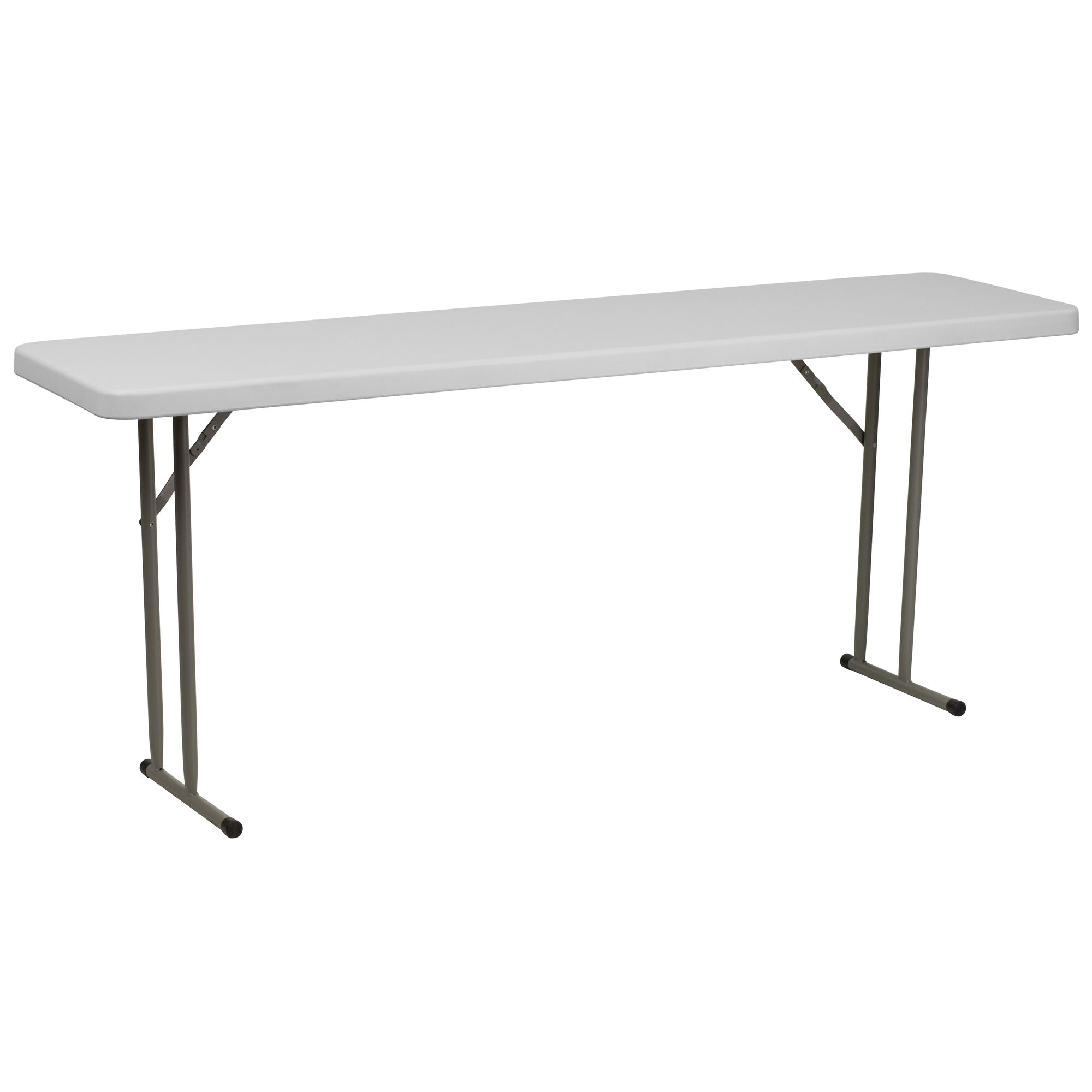 Miraculous 6 Foot Granite White Plastic Folding Training Table Squirreltailoven Fun Painted Chair Ideas Images Squirreltailovenorg