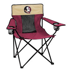 Florida State University Team Logo Elite Folding Chair