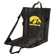 University of Iowa Team Logo Bi-Fold Stadium Seat