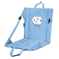 University of North Carolina Team Logo Bi-Fold Stadium Seat